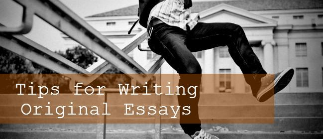 tips for writing original essays com tips for writing original essays