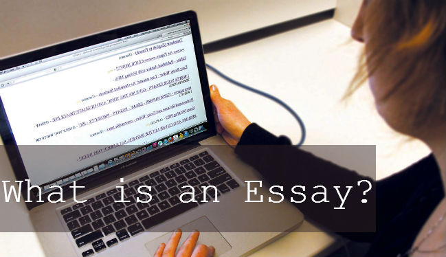 What is a essay
